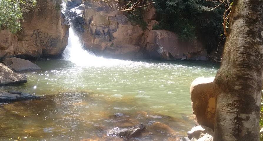 Cachoeira da Jangada Brumadinho